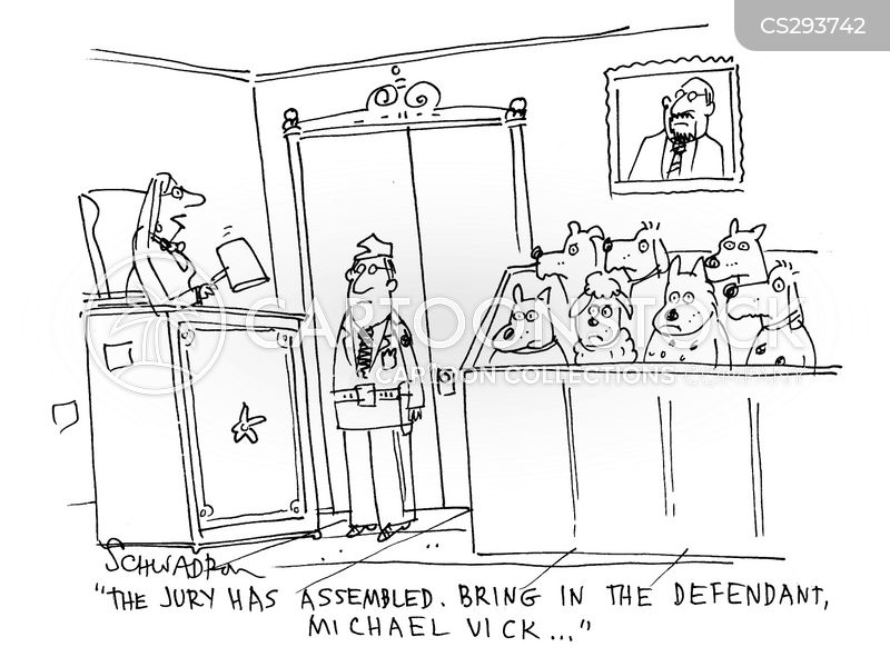 fighting dogs cartoon