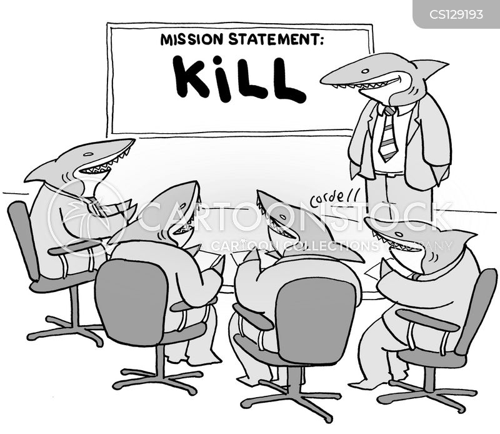 objectives cartoon