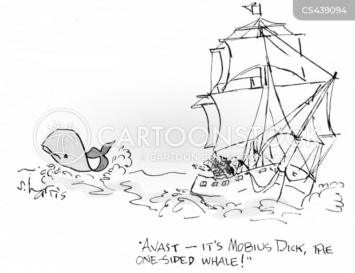 whalers cartoon