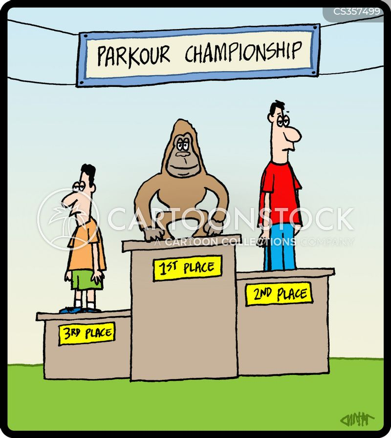 champion cartoon