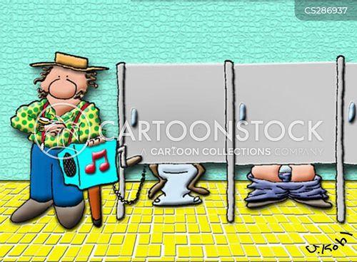 bodily functions cartoon