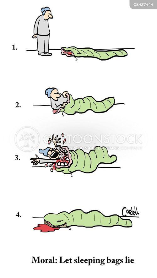 morality tales cartoon