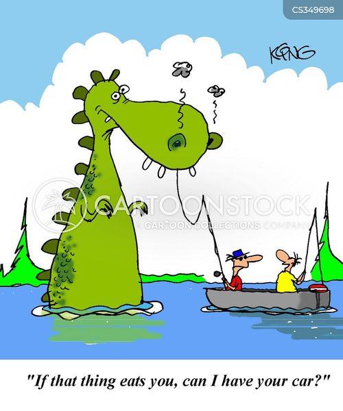 fishing buddies cartoon