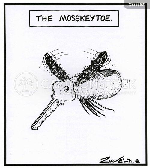 moss cartoon
