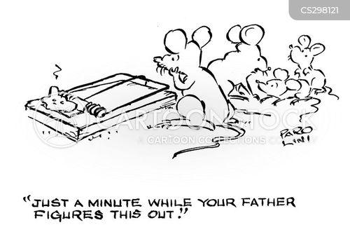 fathe cartoon
