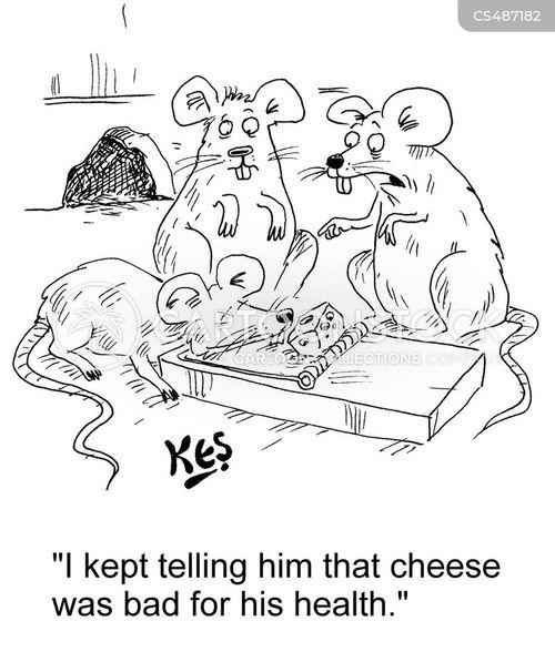 health tips cartoon