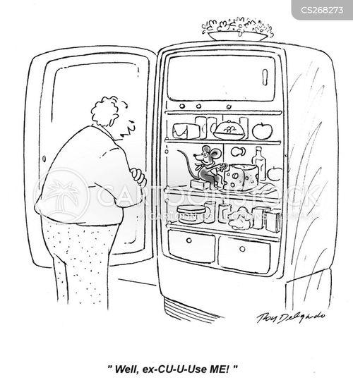 infesting cartoon