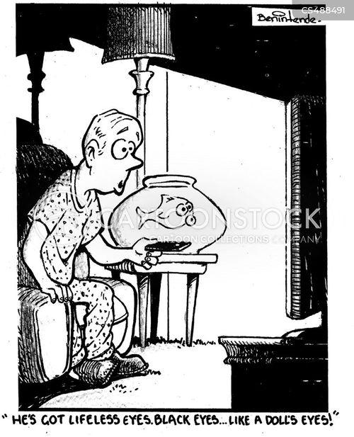 film night cartoon