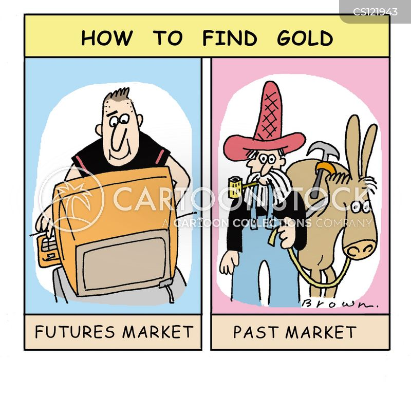 Gold Panning Cartoons and Comics - funny pictures from ...