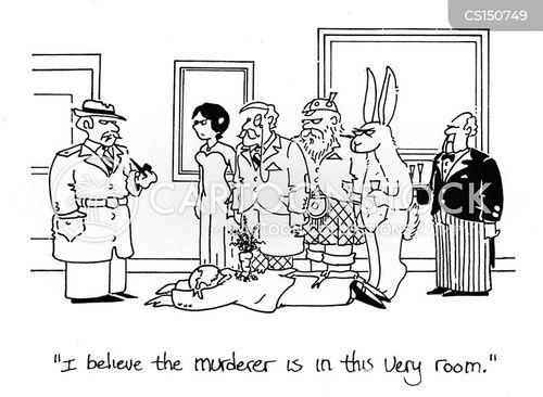 stabbers cartoon