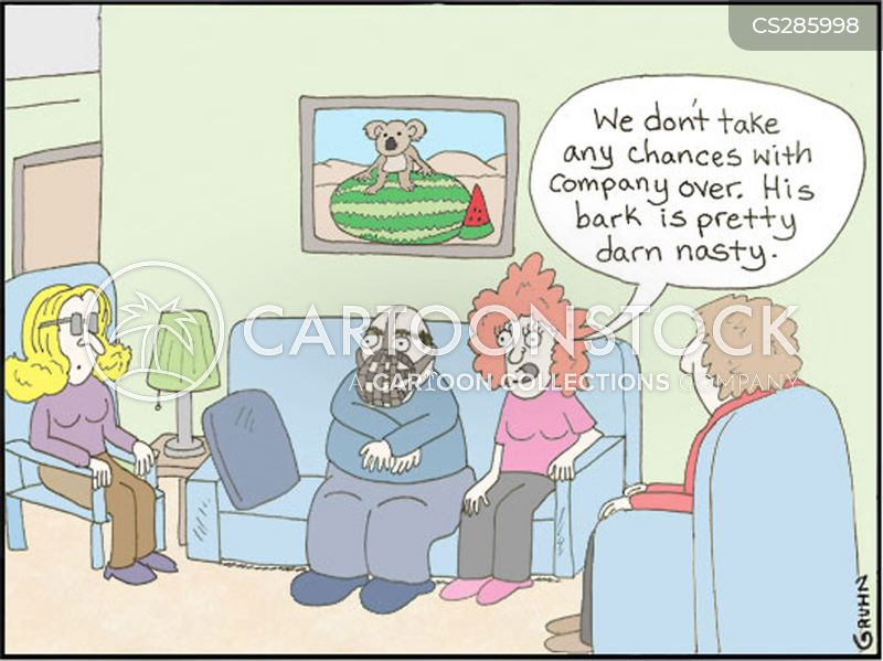 nastiness cartoon