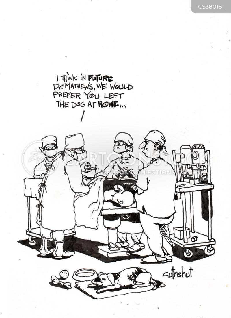 Operating Surgery Cartoons And Comics Funny Pictures