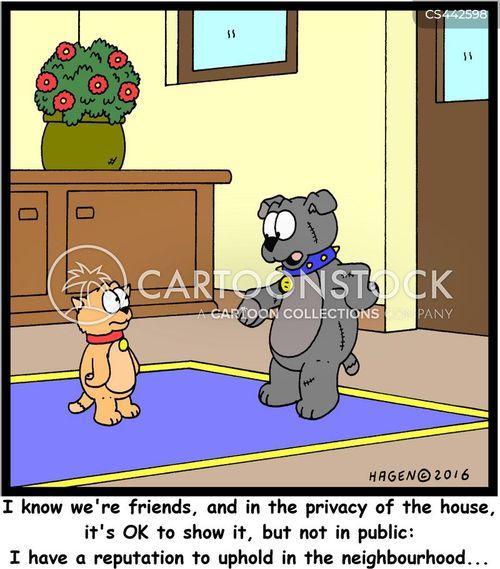 keeping up appearances cartoon