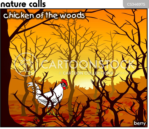 thorns cartoon