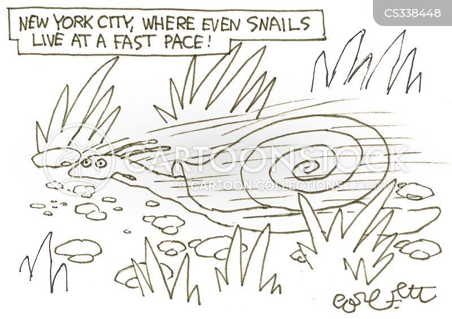 moving fast cartoon