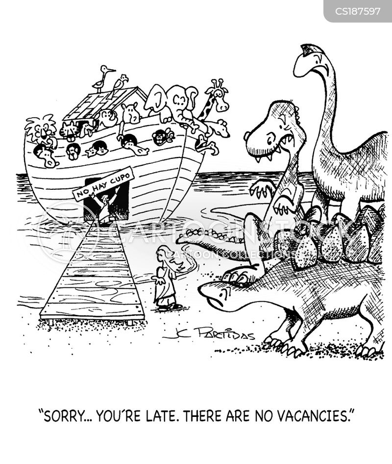 vacancy cartoon
