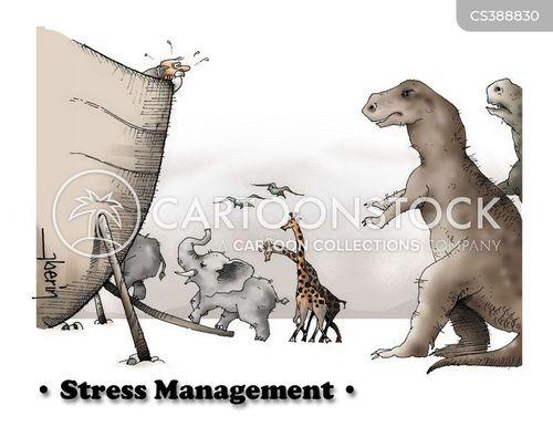 noah and the ark cartoon