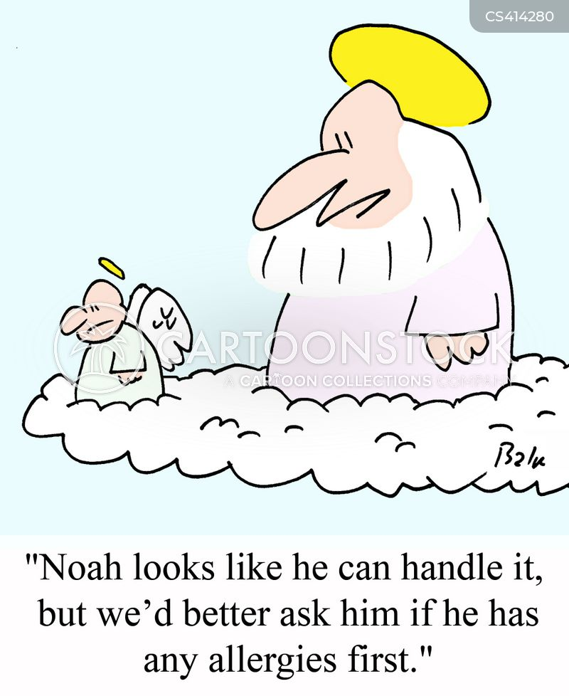 torah character cartoon
