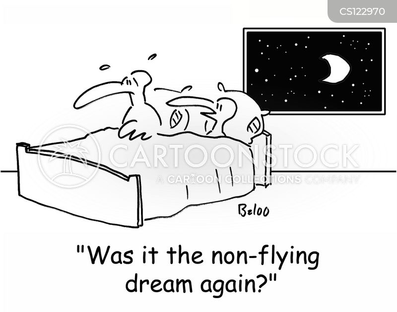Clipped Wings Cartoons and Comics - funny pictures from