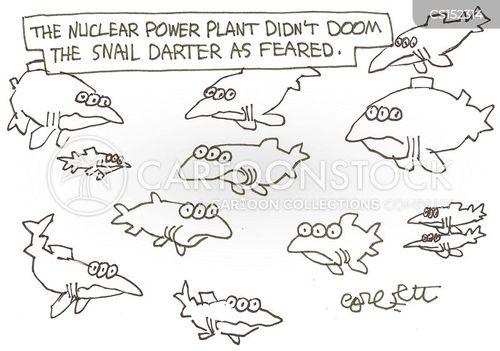 environmental issue cartoon