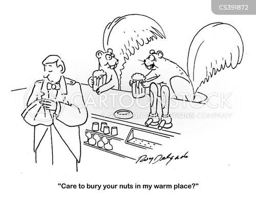 food supplies cartoon