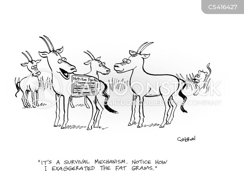 gazelle cartoon