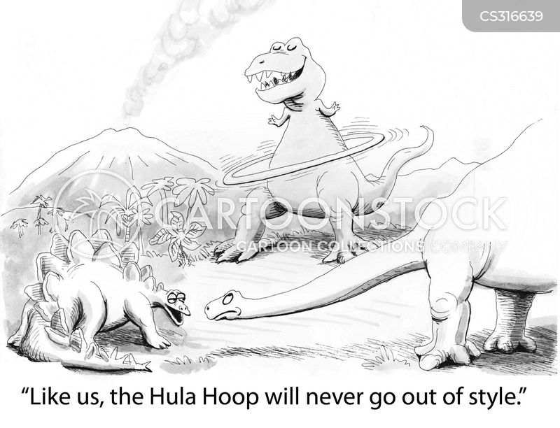 hula-hoops cartoon