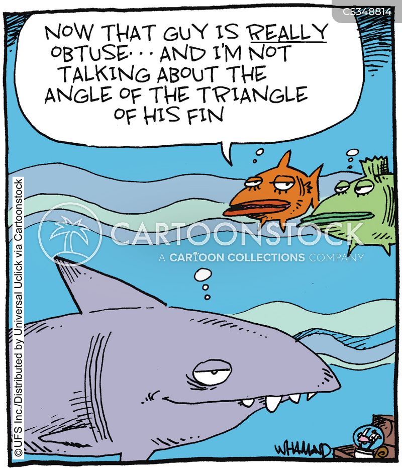 fins cartoon