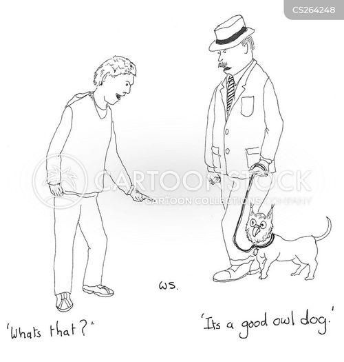 cross breeds cartoon