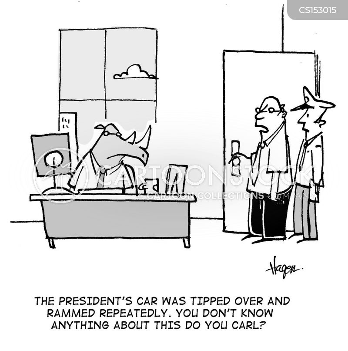 rammed cartoon