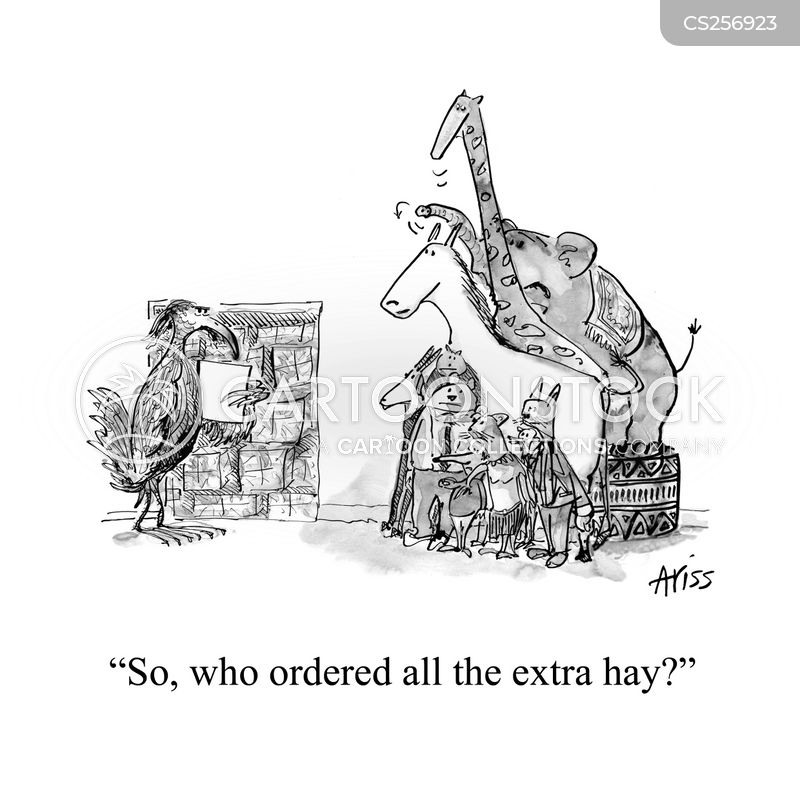 Ordering Hay Cartoons And Comics Funny Pictures From