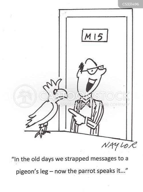 mi6 cartoon