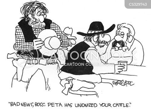 ranch hands cartoon