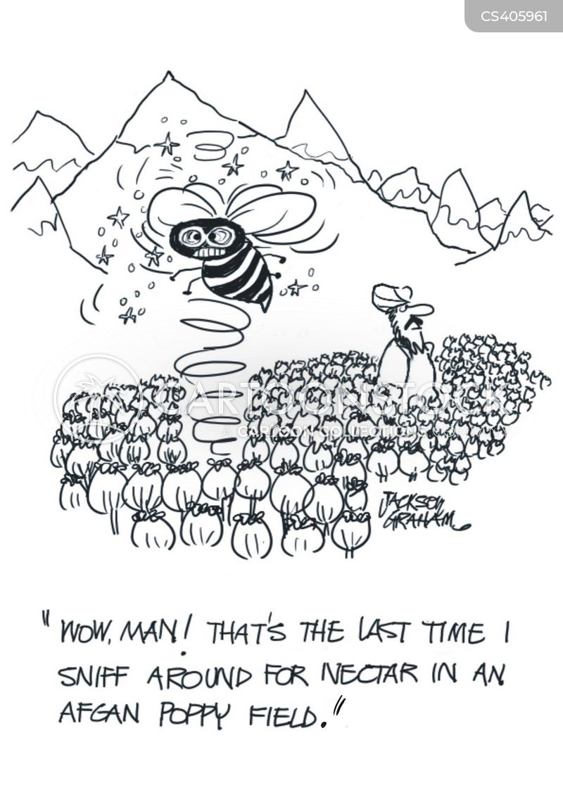 Opium Crop cartoons, Opium Crop cartoon, funny, Opium Crop picture, Opium Crop pictures, Opium Crop image, Opium Crop images, Opium Crop illustration, Opium Crop illustrations