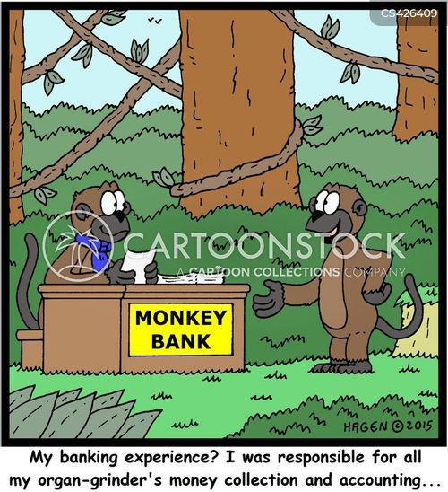 street organ cartoon