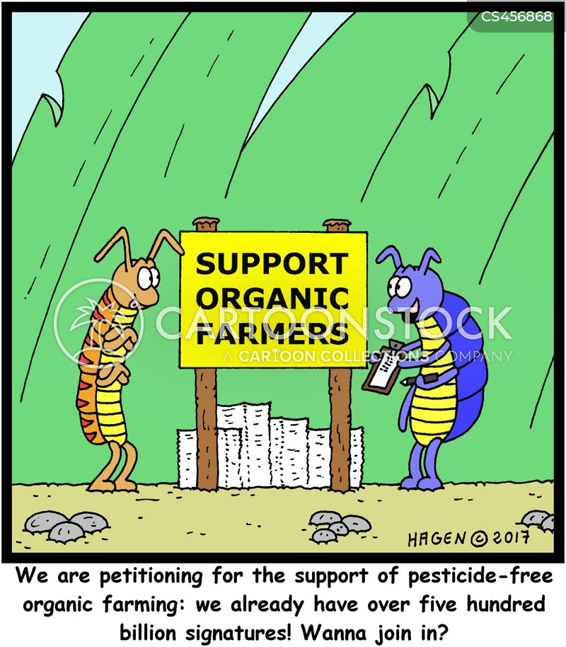 petitions cartoon