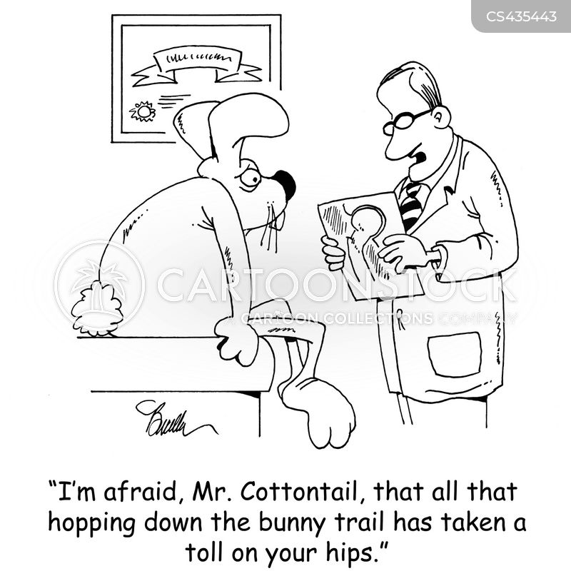 orthopedists cartoon