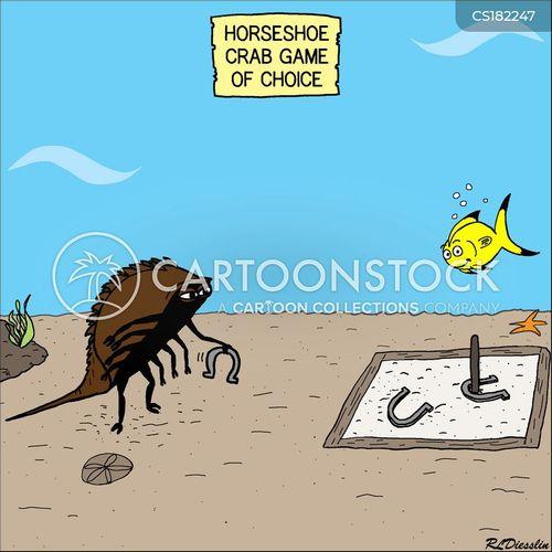 crabs cartoon