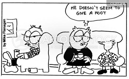 give a hoot cartoon