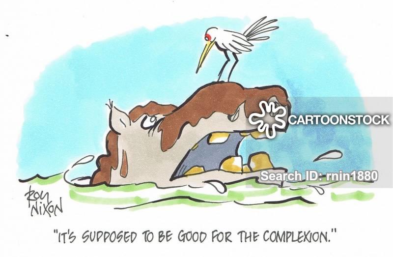 complexion cartoon