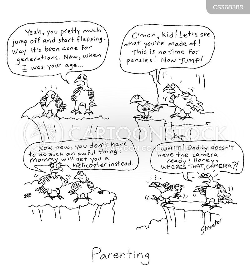 coming of age cartoon