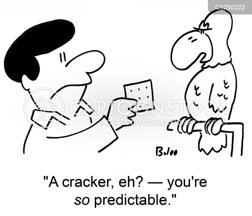 polly wants a cracker cartoon