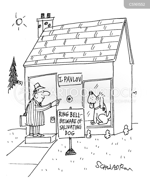 pavlov cartoon