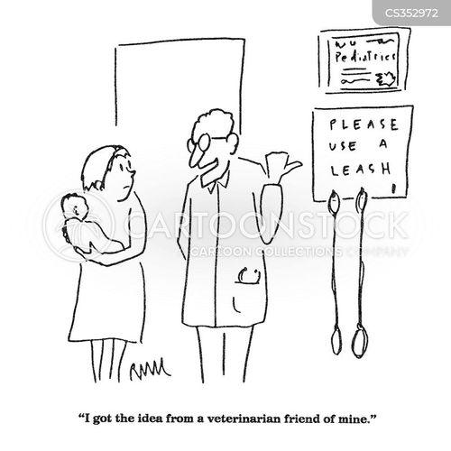 hosptial cartoon
