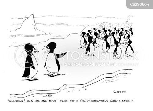 glacier cartoon