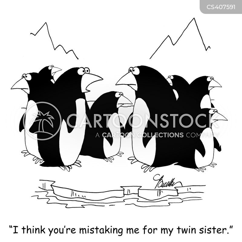 king penguin cartoon