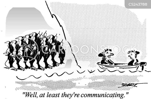 telecom cartoon