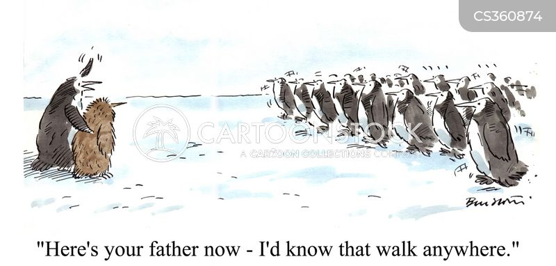 gaits cartoon
