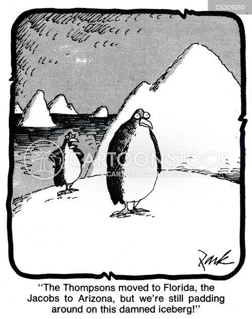 warmer cartoon