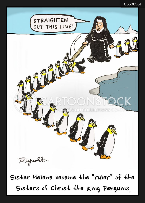 mother superior cartoon